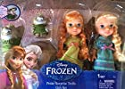 Disney Frozen Petite Surprise Trolls Gift Set Anna Elsa Doll Exclusive