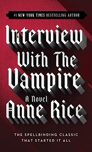Interview with the Vampire (Ann Rice Books compare prices)