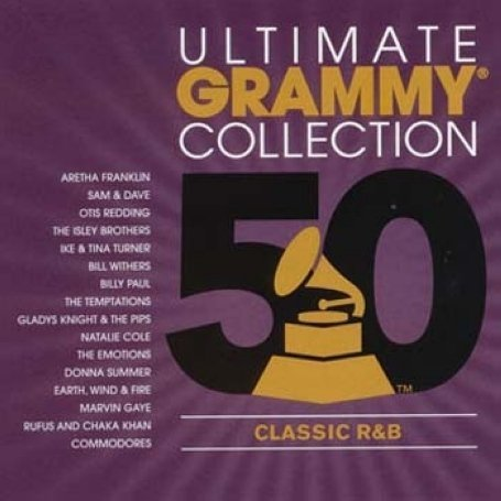 Various - Ultimate Grammy Collection: Classic R&B - Zortam Music