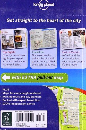 Pocket Madrid 3 (inglés) (Travel Guide)