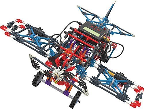 K'NEX Education - Robotics Building System Set - 825 Pieces - For Ages 10+ Engineering Education Toy