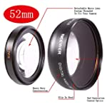 Neewer 52mm WIDE-ANGLE Lens ~INCLUDIN...