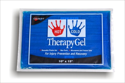 Caldera Bulk Therapy Gel Pack, 10 x 15 Inch (Microwave 15 Inch compare prices)