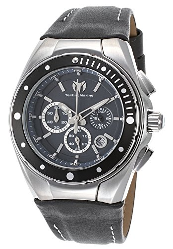 technomarine-manta-ray-quartz-stainless-steel-and-leather-watch-colorgrey-model-215036
