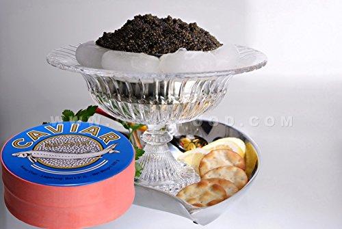 OLMA-Siberian-Osetra-Aurora-Black-Caviar-176-oz-500g-Metal-Tin