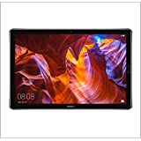 """Huawei MediaPad M5 Android Tablet - 10.8"""" 64GB - Quad Harman Kardon-Tuned Speakers - Space Gray (US Warranty) (Color: Space Gray)"""