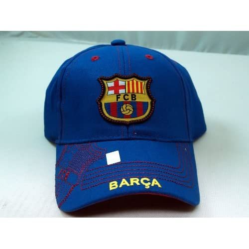 FC BARCELONA OFFICIAL TEAM LOGO CAP / HAT   FCB010