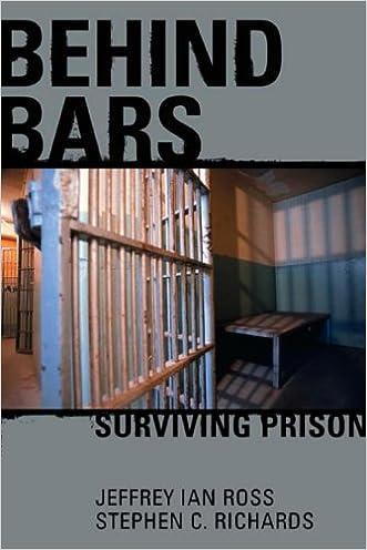 Behind Bars: Surviving Prison written by Jeffrey Ian Ross