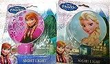 Princess Elsa and Anna Disney Frozen Night Night(2pcs)