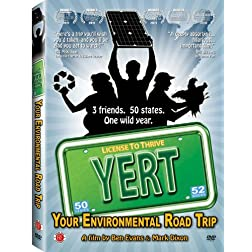 Y.E.R.T: Your Environmental Road Trip