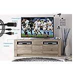 ESYNiC-Mini-Clavier-Sans-Fil-Rtroclair-Clavier-Souris-Touchpad-24G-pour-Xbox-360-Freebox-Box-Android-TV-Ordinateur-Tablette-PC-Smart-TV-Raspberry-Pi-PS3-Vido-Projecteur