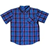 Emerica Kids Hsu Ripley Shirt Purple Check