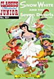 Snow White and the Seven Dwarfs (with panel zoom)  - Classics Illustrated Junior