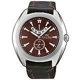ORIENT (オリエント) 腕時計 ORIENT STAR オリエントスター ソメスサドル製「ブライドルレザーバンド」コラボレーションモデル WZ0081FR メンズ