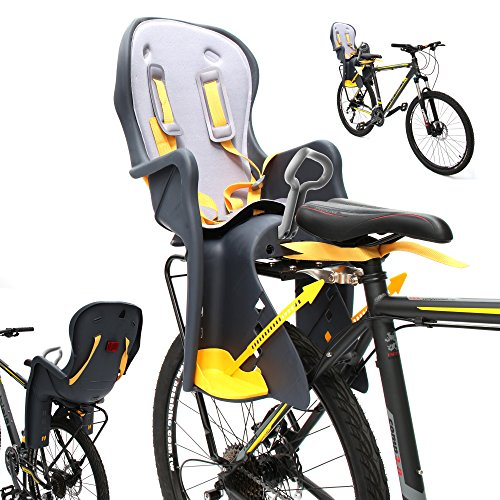Why Should You Buy Bicycle Kids child Rear Baby Seat bike Carrier USA Standard