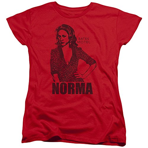bates-motel-norma-womens-short-sleeve-shirt-red-md