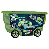 CLICS TOYS Space Rollerbox Toy 400-Piece