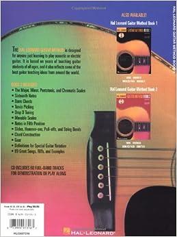 Hal Leonard Guitar Method Book 3, Second Edition (CD