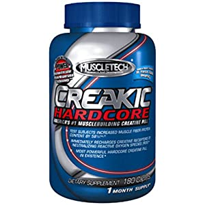Muscletech Creakic Hardcore Creatine $15.95