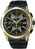 [ワイアード]WIRED 腕時計 ニュースタンダード モデル 1/100秒 クロノグラフ モデル 10周年記念モデル AGAV743 メンズ
