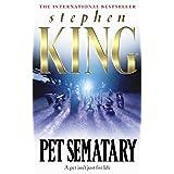 copertina libro By Stephen King   Pet Sematary (New edition)