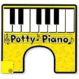 BigMouth Inc. Potty Piano - Hilarious Toilet fun!