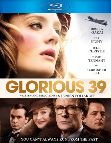 Glorious 39 [Reino Unido] [Blu-ray]