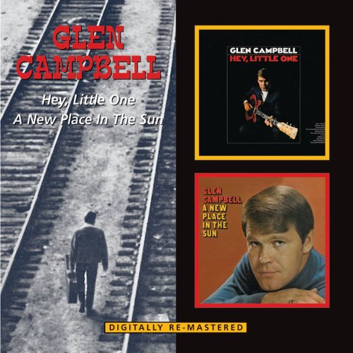 Glen Campbell - A New Place in the Sun - Zortam Music