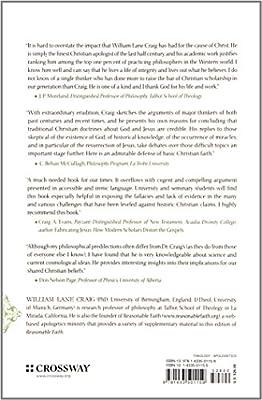 Reasonable Faith: Christian Truth and Apologetics