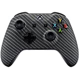 Xbox One Wireless Controller for Microsoft Xbox One - Custom Soft Touch Feel - Custom Xbox One Controller (Carbon Fiber) (Color: Carbon Fiber)