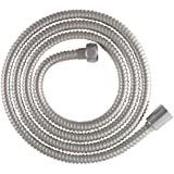 LDR 520 2405SS Replacement Flexible 60-84-Inch Handheld Shower Hose, Stainless Steel