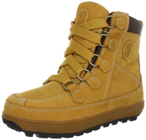 Timberland MUKLUK WP CHUKKA WHEAT Snow Boots Womens Brown Braun (Wheat) Size: 6.5 (39.5 EU)