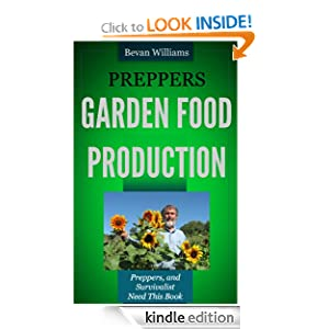 Preppers Garden Food Production