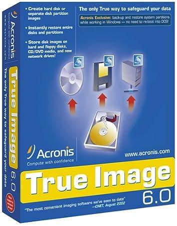 Acronis True Image 6.0