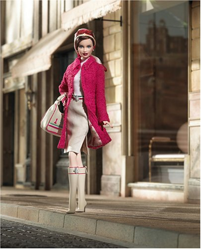Top Barbie Collectibles  Designer Series: Ferrari Barbie