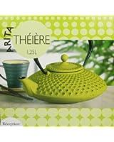 Reception 7321490 Théière Fonte Arita Vert 1,25 L