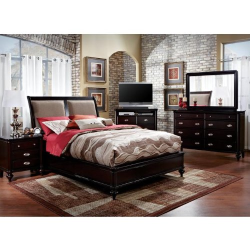 Room To Go Furniture: Bedroom Sets Furniture: Aniston 8 Pc Queen Bedroom