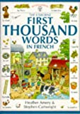 Book - The Usborne First Thousand Words in French