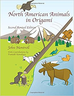 north american animals in origami second revised edition