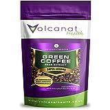 120 Green Coffee Bean Max 6000mg Foil Pack HIGH STRENGTH 50%CGA Volcanat Health supplement + Weightloss advice