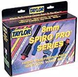 Taylor Cable 74658 Spiro-Pro Blue Spark Plug Wire Set