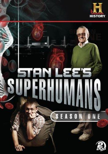 Stan Lee's Superhumans TV Show: News, Videos, Full ...