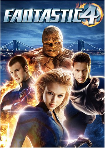 Cover art for  Fantastic Four (Widescreen Edition)