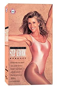 Jane Fonda's Step Aerobic and Abdominal Workout [VHS]