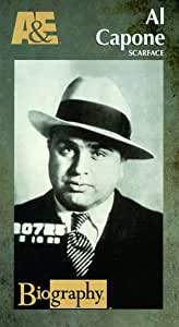 Biography - Al Capone - Scarface [VHS]