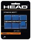 HEAD(ヘッド) テニス オーバーグリップ エクストリ-ムソフト (3 本入り ) ブルー 285104
