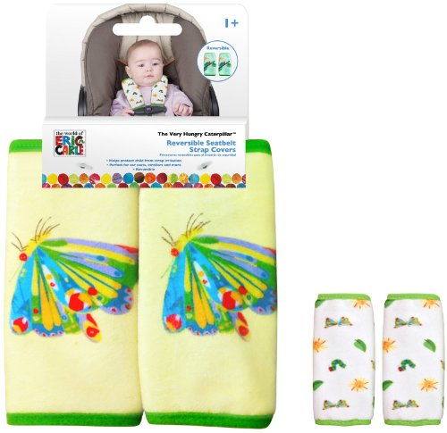 Eric Carle Reversible Strap Covers (Discontinued by Manufacturer) (Discontinued by Manufacturer) - 1