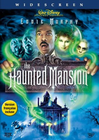 Cover art for  The Haunted Mansion (Widescreen Edition)