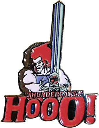 Thundercats Clothing on Amazon Com  Thundercats Hooo  Lion O Pin Badge  Clothing