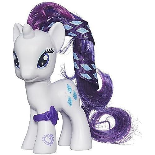 수입 마이 리틀 포니 하스브로hasbro,세련된 포니 My Little Pony Cutie Mark Magic Rarity Figure [병행수입품]-B2148AS0